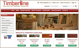 Timberline Shop